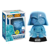 Funko Pop Star Wars Holographic Darth Vader Glow Exclusive