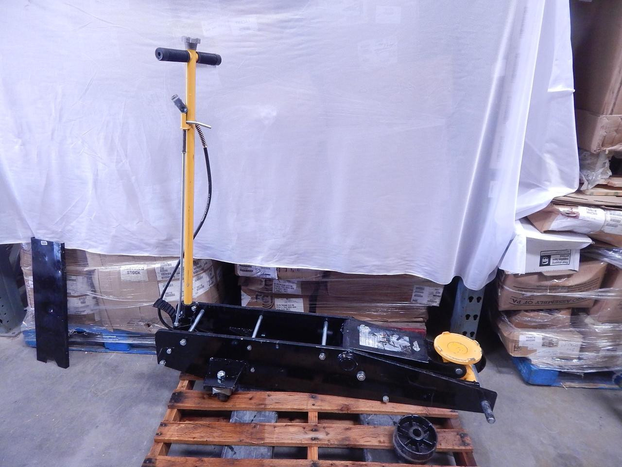 10 ton rolling hand service jack t93391 test equipment for 10 ton floor jack for sale