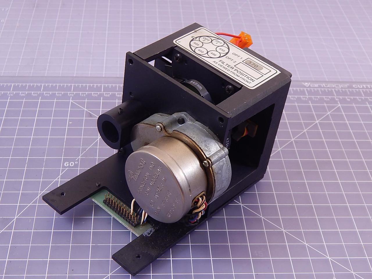 Hurst Sp 3167 Motor Assembly T98109 Test Equipment And