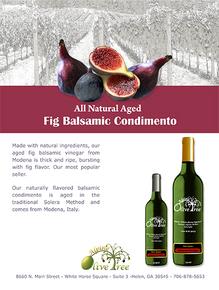 Fig Balsamic Condimento