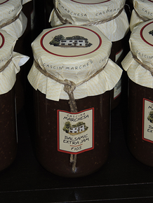 Cascina Marchesa Italian Fig Balsamic Jam