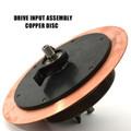 Drive Input Assy, Precor 546 V1,2 /556 V1, Refurbished/Exchange*
