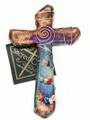 Raku Sacred Cross