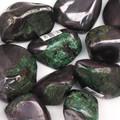 Cuprite & Malachite Tumbled