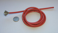 12AWG RED Power Flex Wire
