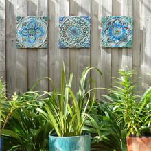 3 Ceramic tiles (30cm each)