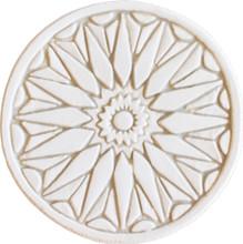 moroccan wall art #1 - beige [15cm]