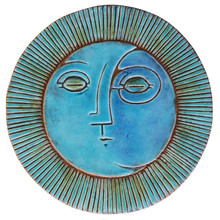 Sun and moon wall art #4 - large       [30cm]