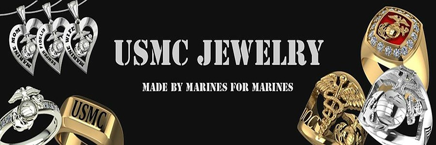Marine Corps Rings and Jewelry