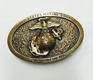 MBLT2 USMC Belt Buckle