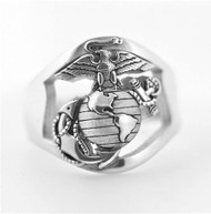 Marine Corps Ring Plain
