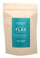 400g Garlic Flax Bag