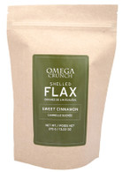 Omega Crunch Cinnamon Refill Bag 375g.