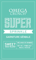 Omega Crunch Super Sprinkle Refill Bag 400g