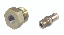 Fill and Air Valve for SeaStar Power Steering Resevoir HP6082
