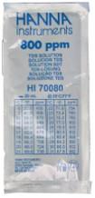 Hanna Instruments Calibrating 800 PPM
