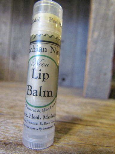 Appalachian Naturals All Natural Nova Lip Balm
