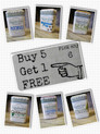 Appalachian Natural Soaps Buy 5 get 1 Free