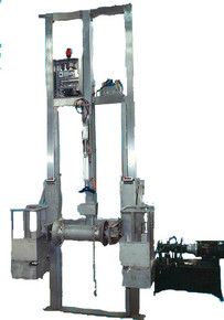 HIDE PULLER - capacity from 30/hour to 75/hour