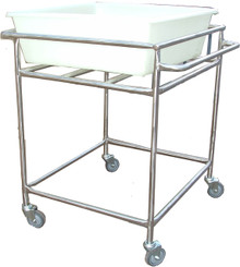 Offal Trolley and Bin