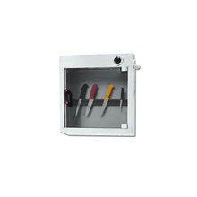 Ultra Violet Knife Sterilizer - Wall Mounted Stainless Steel (Small)