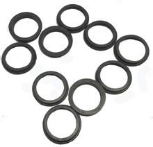 10 Locating rings / set