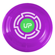 "9"" Promotional Frisbee, Custom Printed Flying Disk Toys - Fuchisa"