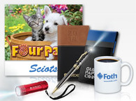Promotional Product & Fabric Samples
