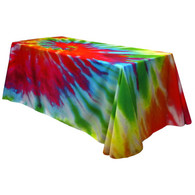 Logo Table Cover - All Over Print Polyester