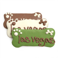 All Natural, Organic Customized Dog Bone Treats