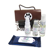 "Doggie ""SPAW"" Kit - Custom Printed Dog Grooming Kits - Open"