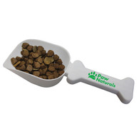 Pet Food Scoop with Custom Printed Bone Shaped Handle