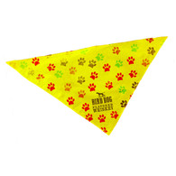 Full Color Sublimated Bandanas for Large Dogs