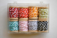 Baker's Twine Color Combination Kit - 40 Yards - Eight Colors 1
