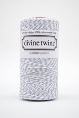 Divine Twine Baker's Twine - Oyster - Grey