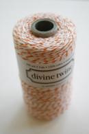 Divine Twine Baker's Twine - Orange - Citrus