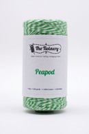 Baker's Twine - The Twinery - Peapod - Medium Green - 4 Ply Twine