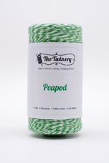 Baker's Twine - The Twinery - Peapod - Medium Green - 4 Ply Twine