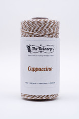 Baker's Twine - The Twinery - Cappuccino - Brown - 4 Ply Twine