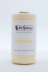 Baker's Twine - The Twinery - Buttercream - Butter Yellow - 4 Ply Twine