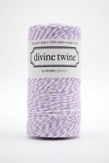 Divine Twine Baker's Twine - Plum - Purple