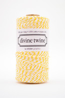 Divine Twine Baker's Twine - Yellow - Lemon
