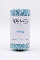 Baker's Twine - The Twinery - Ocean - Blue - 4 Ply Twine