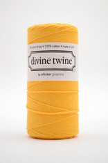 Divine Twine Baker's Twine - Solid Yellow