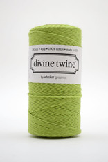 Divine Twine Baker's Twine - Solid Lime