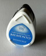 Tsukineko Memento Dew Drops - Bahama Blue