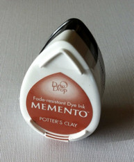 Tsukineko Memento Dew Drops - Potters Clay