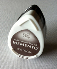 Tsukineko Memento Dew Drops - Rich Cocoa