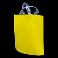 Yellow Flexi-Loop High Density Plastic Handle Bag