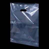 Clear Plastic Merchandise Bag
